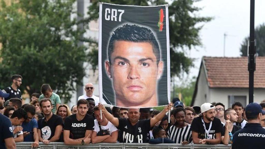 5 Rekor yang Bisa Dibuat Ronaldo di Juventus