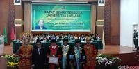 Bos Mayapada Dianugerahi Gelar Doktor HC dari Unand