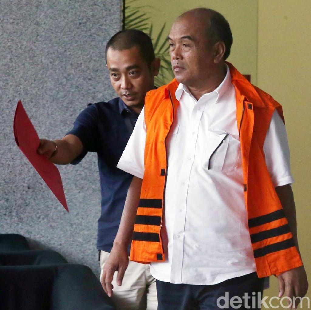 Dirut Jasindo Budi Tjahjono Ditahan KPK
