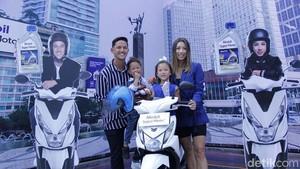 Irfan Bachdim Lebih Suka Naik Motor daripada Mobil