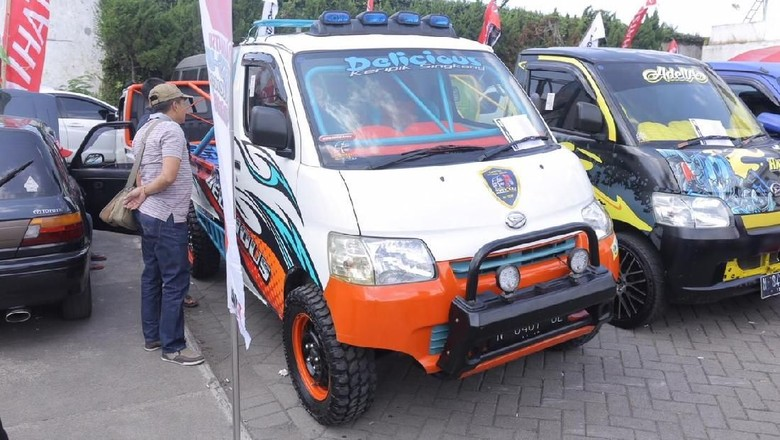 Daihatsu Dress-up Challenge Foto: Pool (Daihatsu)