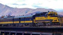 Naik Kereta di Alaska, Traveler Bisa Turun di Tengah Jalan
