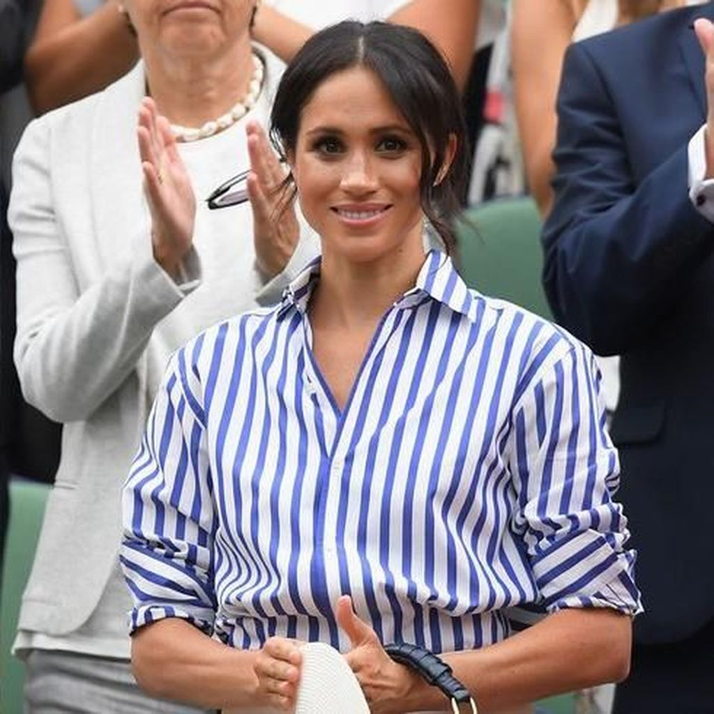 Lebih Populer dari Kate Middleton, Baju Meghan Markle Banyak Dicari