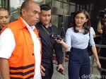 KPK Tahan Mantan Dirut Jasindo Budi Tjahjono