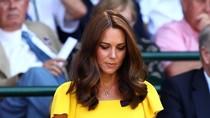 Kate Middleton Bersinar Pakai Gaun Kuning di Final Wimbledon