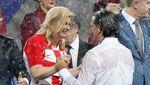 Bak Film The Notebook, Ini Momen Presiden Kroasia Semangati Pelatih