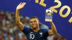 Tak Ada Messi, Ini Kandidat Pemenang Ballon dOr Menurut Mbappe