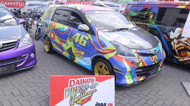 Daihatsu Dress-up Challenge