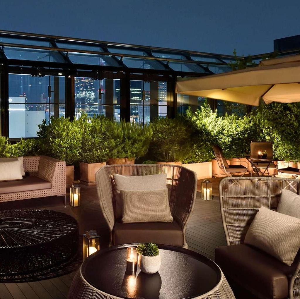 Intip Suasana dan Menu Mewah Bulgari La Terraza Lounge