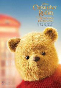 Disney Rilis Poster Menggemaskan Karakter 'Christopher Robin'
