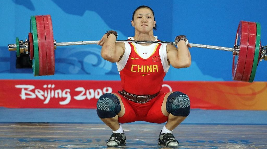 Federasi Angkat Besi China Dihukum, kok Kirim Lifter ke Asian Games?