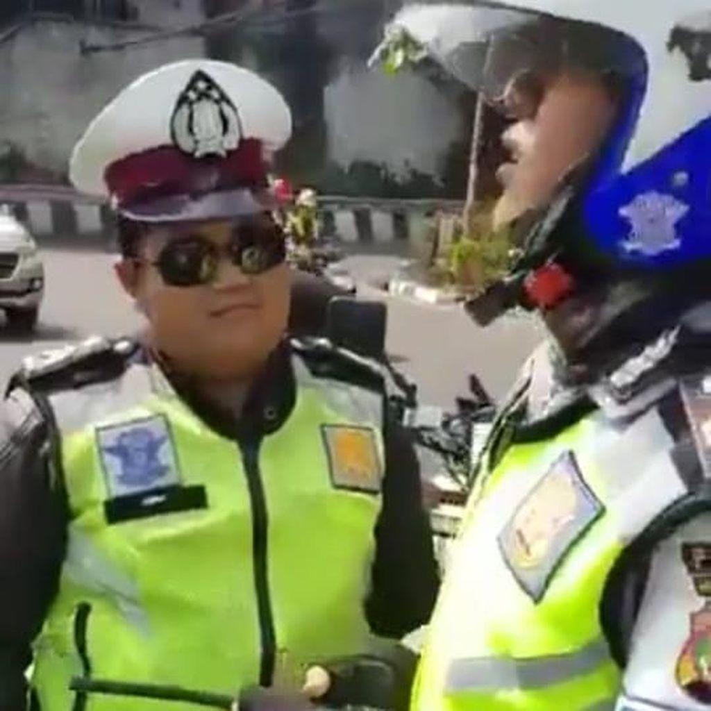 Joseph Polisi Gadungan di JLNT Ingin Menjadi Anggota Polri