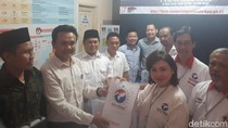 Baru PSI dan Perindo yang Daftarkan Nama Caleg ke KPU Tangsel