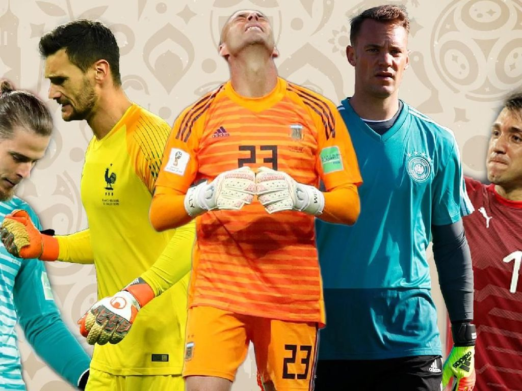 Video: Blunder Fatal Kiper Top di Piala Dunia 2018