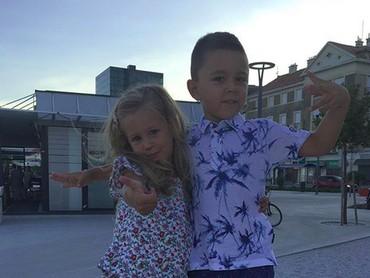 Ademnya hati ini melihat Leo dan Manu rukun. (Foto: Instagram/ @joop8)
