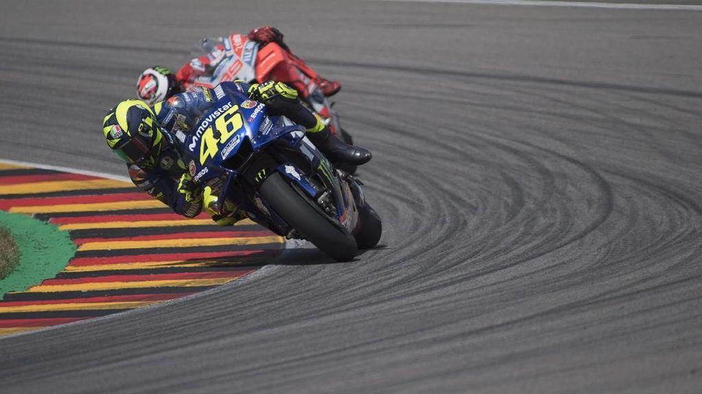 Performa Terbaik Rossi Buahkan Hasil Terbaik Musim Ini