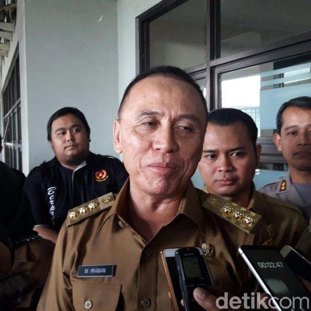 Pj Gubernur Jabar Cek Stadion di Bekasi untuk Asian Games