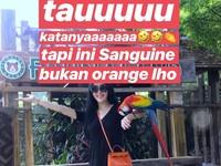 Foto: Instagram aisyahrani