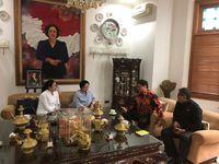 Airlangga Bertemu Megawati, Bahas Apa?