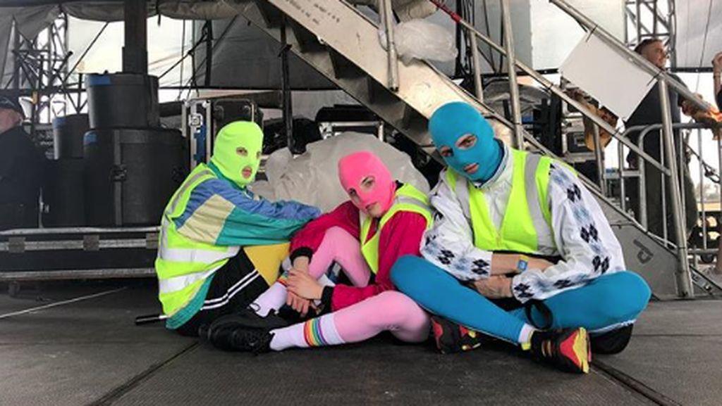 Setelah Hebohkan Piala Dunia, Pussy Riot Rilis Lagu Baru