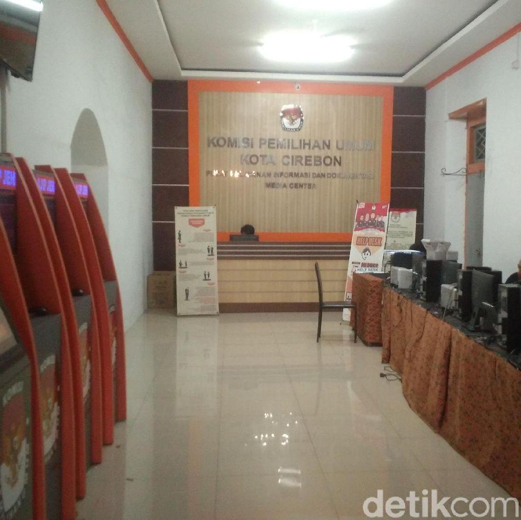 H-1 Penutupan, Belum Ada Bacaleg yang Daftar ke KPU Cirebon