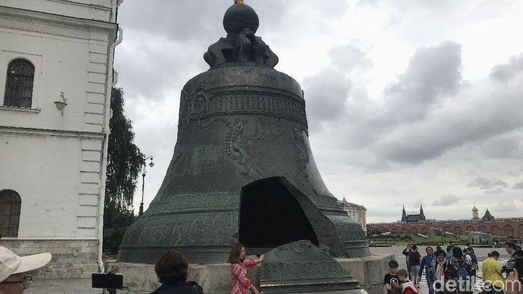 Istana Kremlin, Simbol Kemegahan Rusia