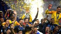 Foto: Keindahan Prancis Sang Juara Piala Dunia 2018