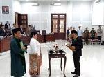 DPRD Malang Punya Ketua dan Wakil Ketua Baru Pasca Korupsi Massal