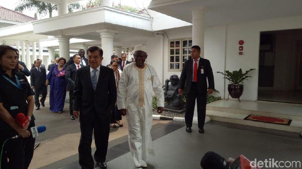 RI Ingin Berdagang Sawit dengan Negara-negara Afrika Barat