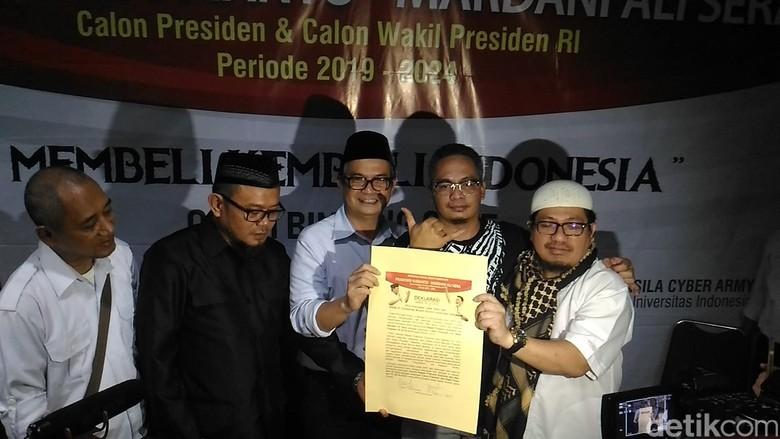 Cyber Army-Solusi UI Dukung Prabowo-Mardani Agar Beli Kembali RI