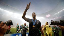Paul Pogba pun Wujudkan Impian Masa Kecil