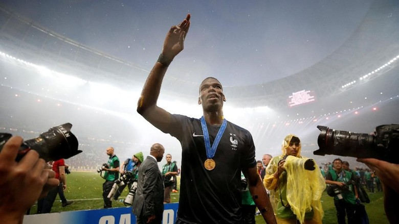 Paul Pogba Foto: Carl Recine/Reuters