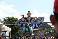Salah satu pertunjukan tari di MAXI Yamaha Day (Foto: dok. Yamaha)