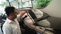 Mobil Dilempar Batu Terjadi Lagi, Kali Ini di Tol Arah Kebon Jeruk