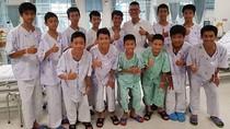 12 Remaja Sempat Gali Lubang di Gua Thailand Sebelum Ditemukan