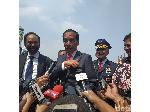 Jokowi: TGB Masuk Kantong Kandidat Cawapres, tapi...