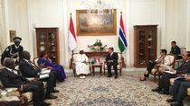 Jadi Tuan Rumah KTT OKI 2019, Gambia Belajar dari Indonesia