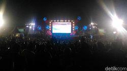Penonton di BSD Bersorak Atas Kemenangan Prancis di Piala Dunia