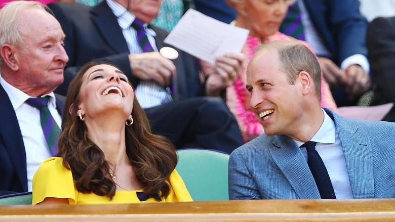 Kate Middleton dan Pangeran William/ Foto: getty images