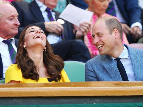 Pangeran William dan Kate Middleton/