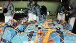 Jemaah Haji Kloter 1 Masuk Asrama Pondok Gede