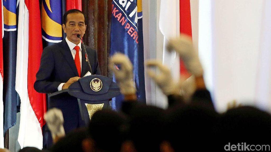 Divestasi 51% Saham Freeport Dituding Pencitraan, Jokowi Buka Suara