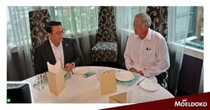 Momen Makan Jenderal TNI (Purn) Moeldoko hingga Cake Ikonik di 12 Negara