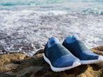 Perangi Limbah Lautan, Produsen Jerman Buat Sepatu dari Sampah Plastik