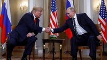 Trump dan Rusia Vs Amerika