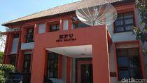 PKPI dan Hanura Tak Daftar Bacaleg di KPU Kota Salatiga