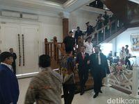 TGB bertemu Jokowi dan Surya Paloh.