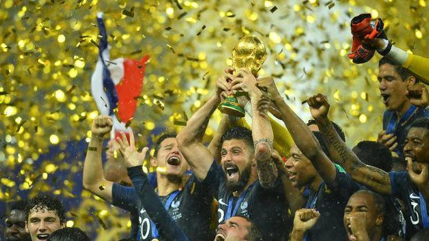 Berkah Piala Dunia 2018 untuk Pariwisata Rusia