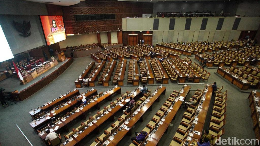 Menanti Pengesahaan Undang-undang PNBP di DPR