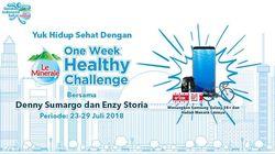 Ikuti Tantangan Hidup Sehat, Dapatkan Smartphone Gratis di Sini